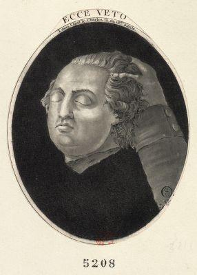 Ecce Veto Louis Capet le Charles IX du 18.me siècle : [estampe]