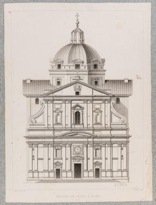 Chiesa del Gesù, facciata