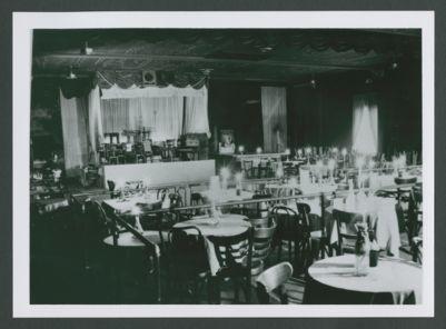 Interior of Hambone Kelly's