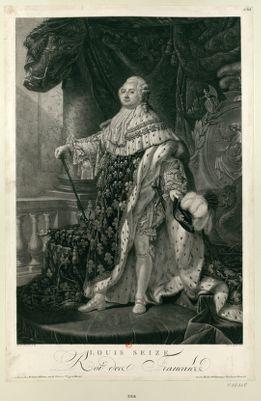 Louis seize Roi des Francais [estampe]