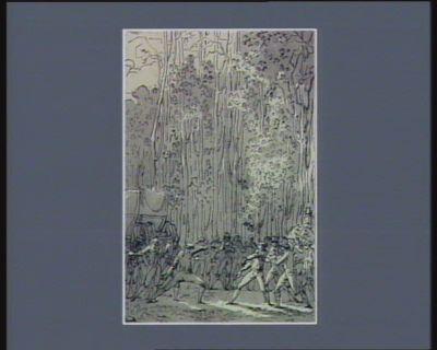 [Evénement du douze novembre 1790] [dessin]