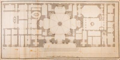 Chiesa di S. Agnese e palazzo Pamphili
