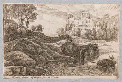 Acqua Cetosa, veduta generale