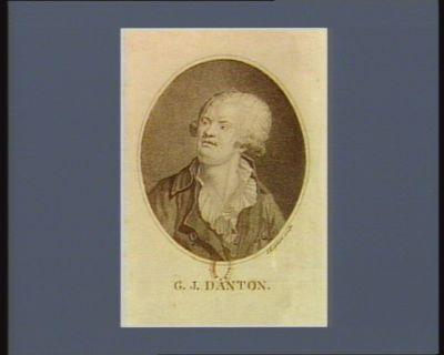 <em>G</em>. J. Danton [estampe]