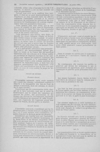 Tome 46 : Du 30 juin au 20 juillet 1792 - page 60