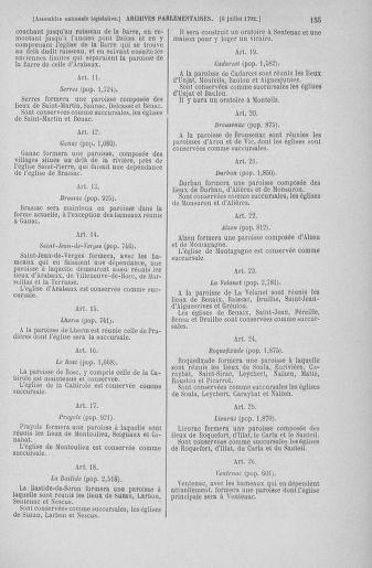 Tome 46 : Du 30 juin au 20 juillet 1792 - page 155
