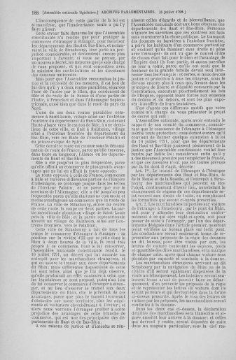 Tome 46 : Du 30 juin au 20 juillet 1792 - page 188