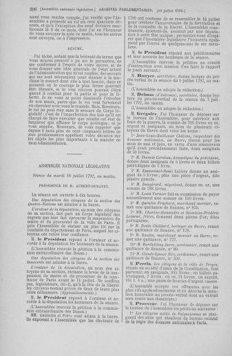 Tome 46 : Du 30 juin au 20 juillet 1792 - page 296