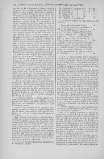 Tome 46 : Du 30 juin au 20 juillet 1792 - page 318