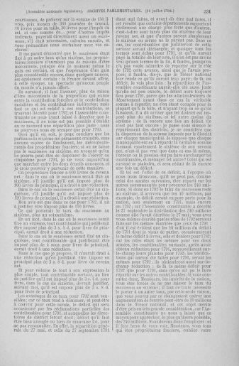 Tome 46 : Du 30 juin au 20 juillet 1792 - page 331