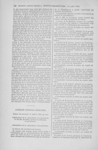 Tome 46 : Du 30 juin au 20 juillet 1792 - page 358