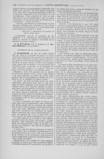 Tome 46 : Du 30 juin au 20 juillet 1792 - page 368