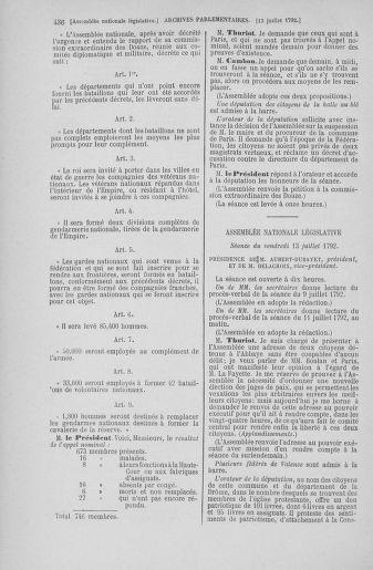 Tome 46 : Du 30 juin au 20 juillet 1792 - page 436