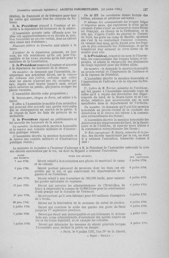 Tome 46 : Du 30 juin au 20 juillet 1792 - page 437
