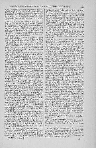 Tome 46 : Du 30 juin au 20 juillet 1792 - page 513