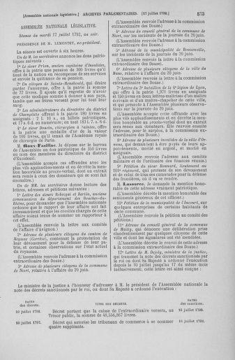 Tome 46 : Du 30 juin au 20 juillet 1792 - page 573