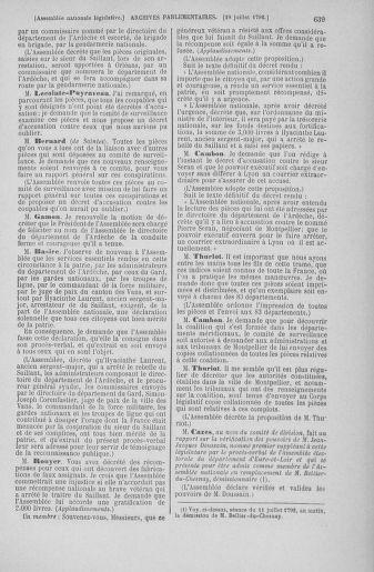 Tome 46 : Du 30 juin au 20 juillet 1792 - page 639