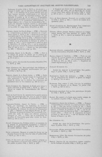 Tome 46 : Du 30 juin au 20 juillet 1792 - page 751
