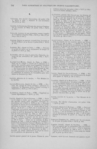 Tome 46 : Du 30 juin au 20 juillet 1792 - page 764