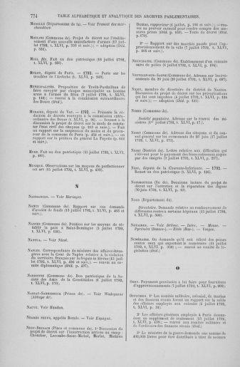 Tome 46 : Du 30 juin au 20 juillet 1792 - page 774