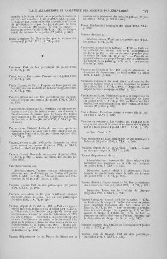 Tome 46 : Du 30 juin au 20 juillet 1792 - page 787