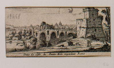 Ponte Molle a Roma