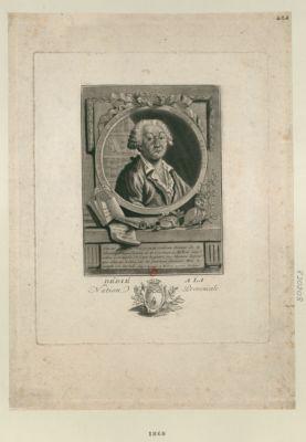 De Riquetti de Mirabeau Honoré Gabriel j'ai été, je suis, je serai jusqu'au tombeau l'homme de la liberté publique, l'homme de la Constitution. Malheur aux ordres privilégiés... : [estampe]