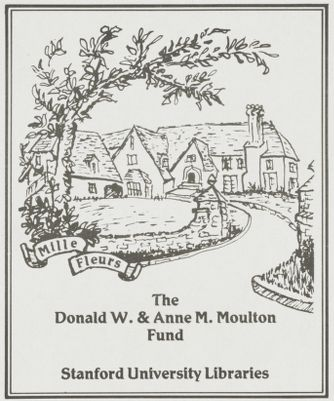 Donald W. and Anne M. Moulton Fund