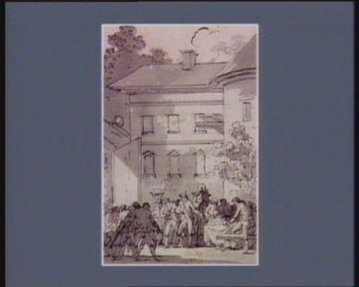 [Evénement des seize et dix-sept août 1789] [dessin]