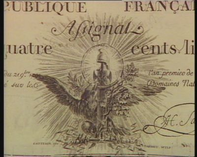 Assignat de quatre cents livres [estampe]