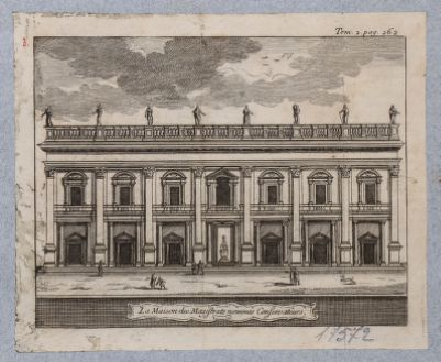 Campidoglio, Palazzo dei Conservatori