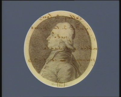 M. l'abbé Denis Berardier grand maître du collège de Louis le Grand, ancien syndic de la faculté de théologie et député de <em>Paris</em> à l'Assemblée nationale, né à Quimper en 1735 : [dessin]