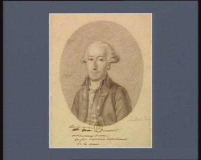 Charles marquis de Biencourt m.al des camps et armées du Roi deputé du departement de la Creuse : [dessin]