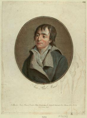 Jean-Paul Marat [estampe]