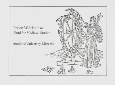 Robert W. Ackerman Fund for Medieval Studies