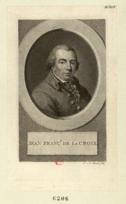 Jean Franç.s de la Croix [estampe]