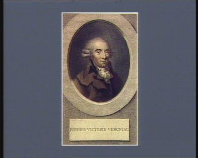 Pierre Victorin Vergniau [estampe]