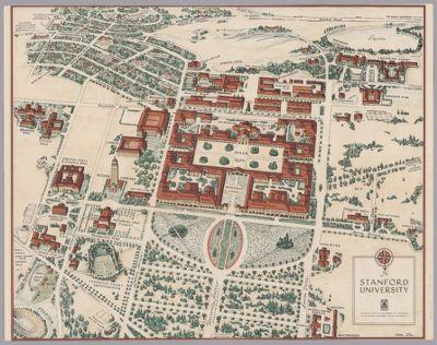 Stanford University by Arthur Lites
