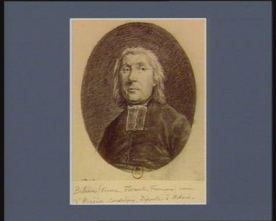 Behin (Pierre, Florent, François) curé d'Hersin-Coupigny, député d'Artois : [dessin]