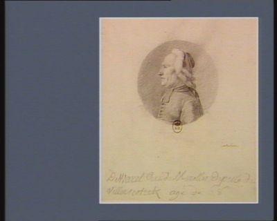 De Warel curé de Marolles député de Villers-Cotterets... : [dessin]