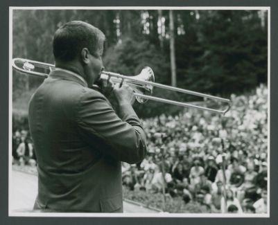 Turk Murphy at Stern Grove concert