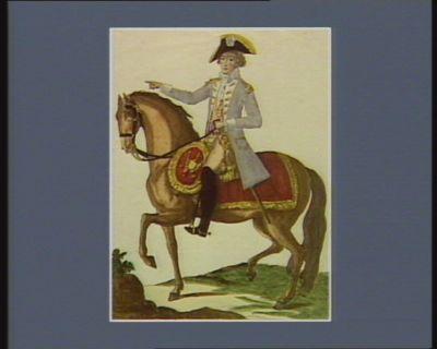Charles Louis archiduc d'Autriche frere de l'Empereur : né le 5 septembre 1771 : [estampe]