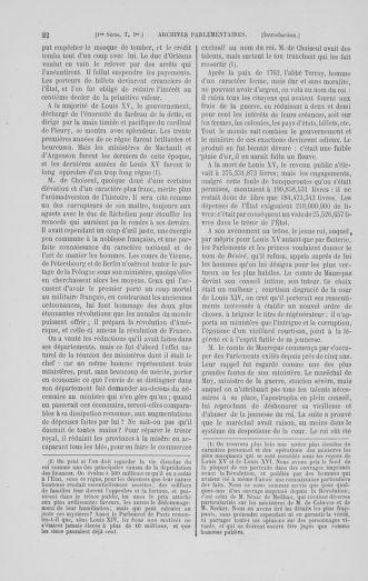 Tome 1 : 1789 – Introduction - états généraux - préliminaires. Cahiers des sénéchaussées et baillages [Agen - Amont] - page 22