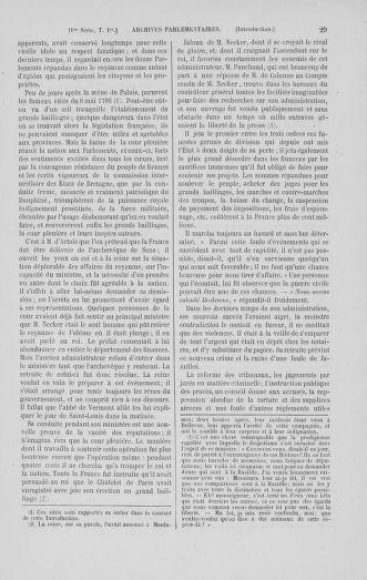 Tome 1 : 1789 – Introduction - états généraux - préliminaires. Cahiers des sénéchaussées et baillages [Agen - Amont] - page 29