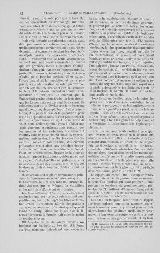 Tome 1 : 1789 – Introduction - états généraux - préliminaires. Cahiers des sénéchaussées et baillages [Agen - Amont] - page 32