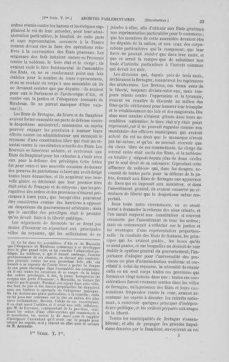Tome 1 : 1789 – Introduction - états généraux - préliminaires. Cahiers des sénéchaussées et baillages [Agen - Amont] - page 33