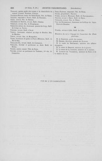 Tome 1 : 1789 – Introduction - états généraux - préliminaires. Cahiers des sénéchaussées et baillages [Agen - Amont] - page 608