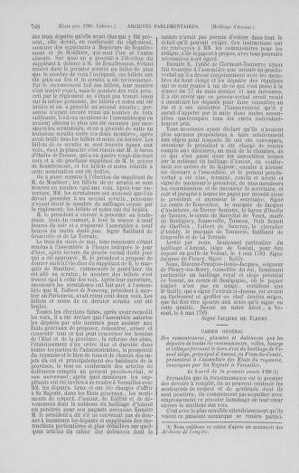 Tome 1 : 1789 – Introduction - états généraux - préliminaires. Cahiers des sénéchaussées et baillages [Agen - Amont] - page 768