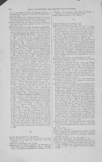 Tome 1 : 1789 – Introduction - états généraux - préliminaires. Cahiers des sénéchaussées et baillages [Agen - Amont] - page 794