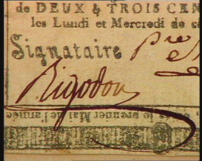 [Billets locaux émis <em>à</em> Lyon] [estampe]